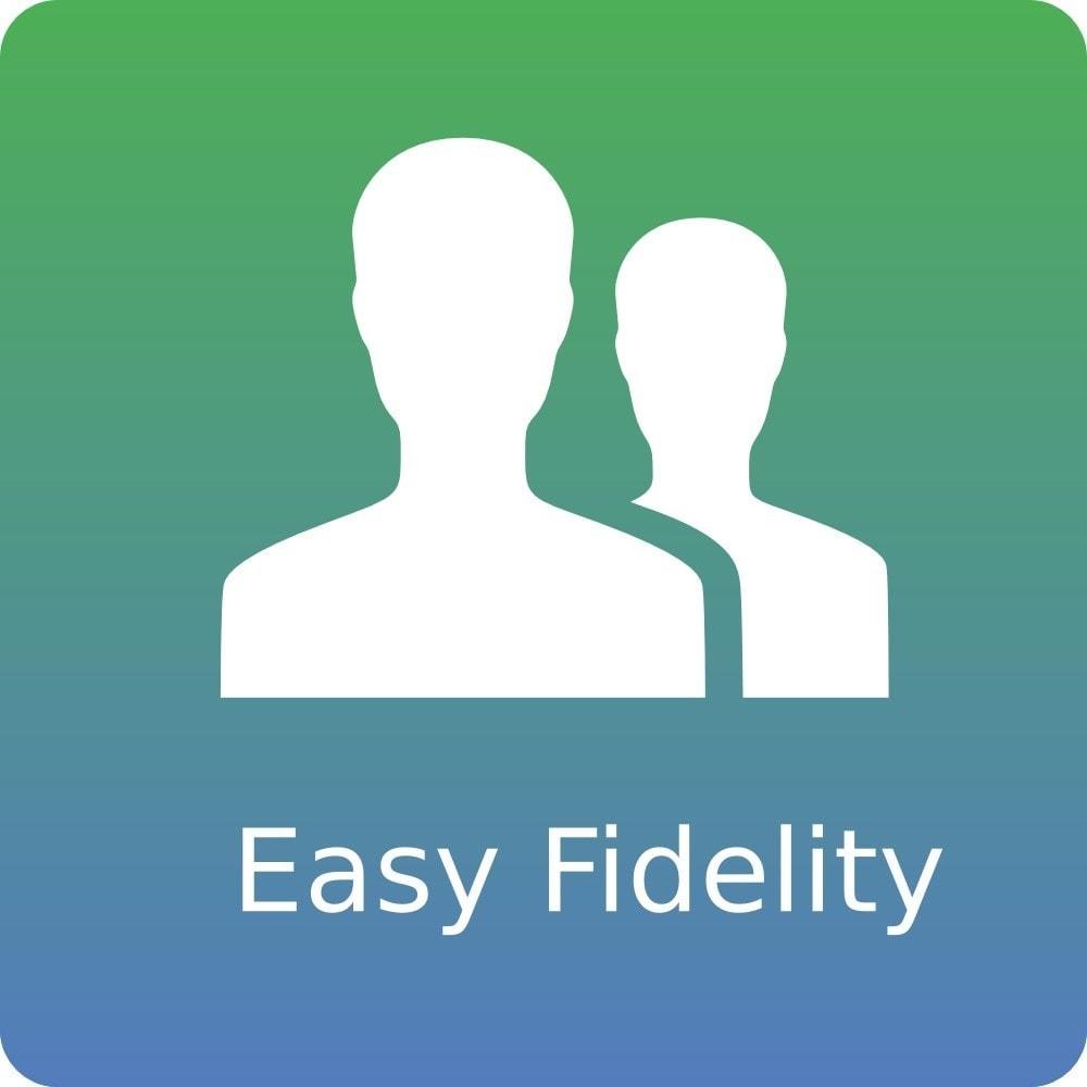 module - Gestione clienti - Easy Fidelity - 1