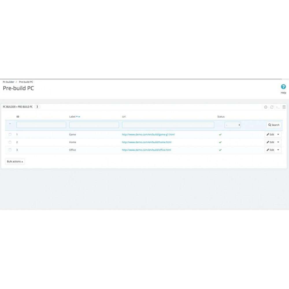 module - Combinaciones y Personalización de productos - PC Builder | PC Configurator - 5
