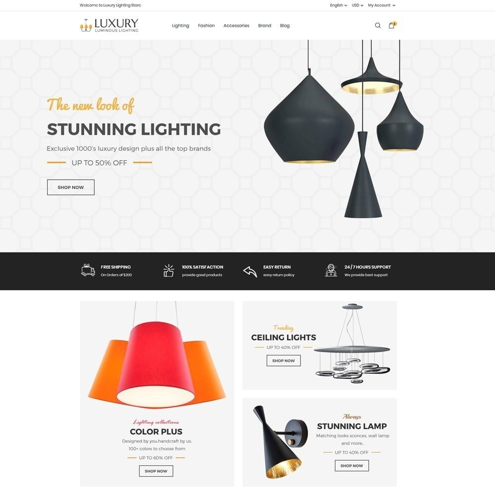 theme - Heim & Garten - Luxury Lighting Store - 2