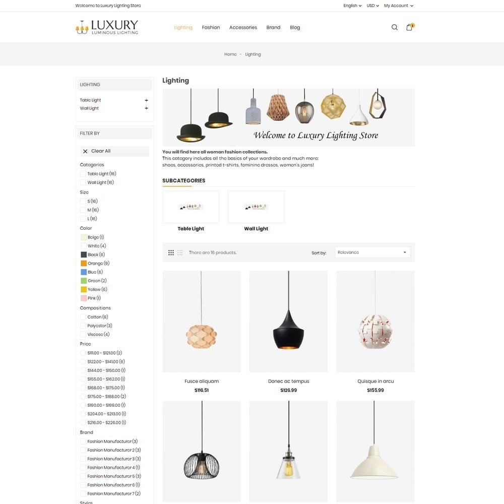 theme - Heim & Garten - Luxury Lighting Store - 5