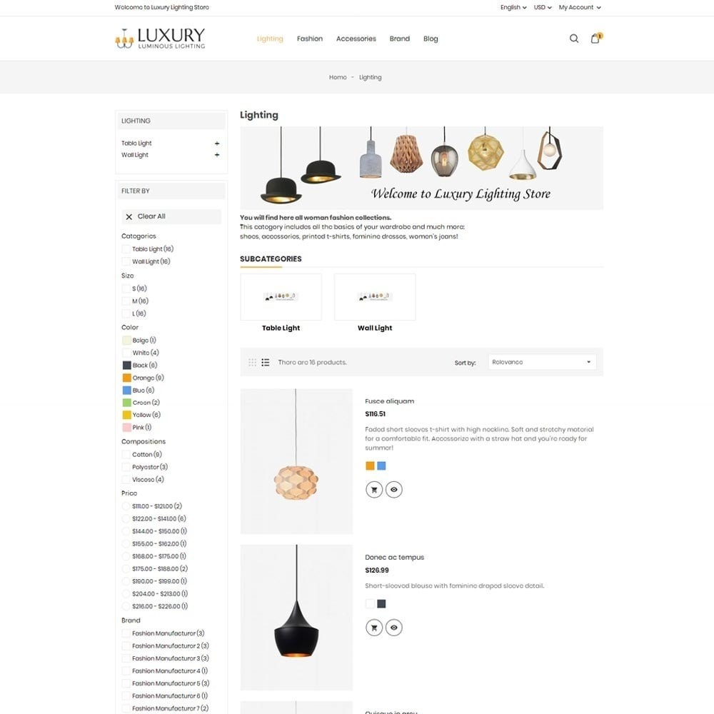 theme - Heim & Garten - Luxury Lighting Store - 6