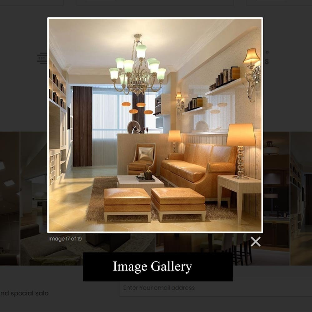 theme - Heim & Garten - Luxury Lighting Store - 8