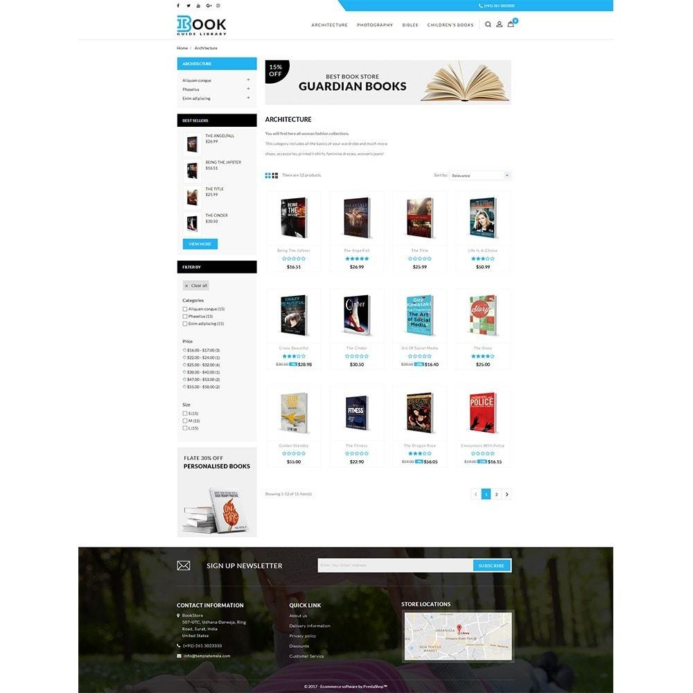 theme - Art & Culture - Book Store - 3