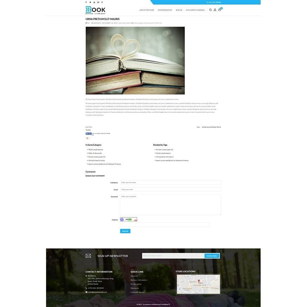 theme - Art & Culture - Book Store - 7