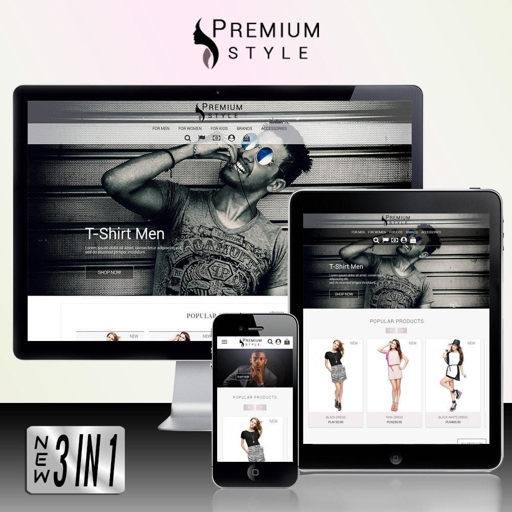 theme - Moda & Obuwie - Premium Style 3 in 1 - 2