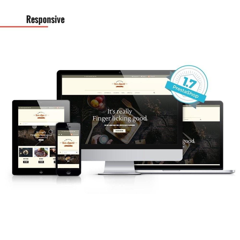 theme - Lebensmittel & Restaurants - Leo Bon Appetit - 2