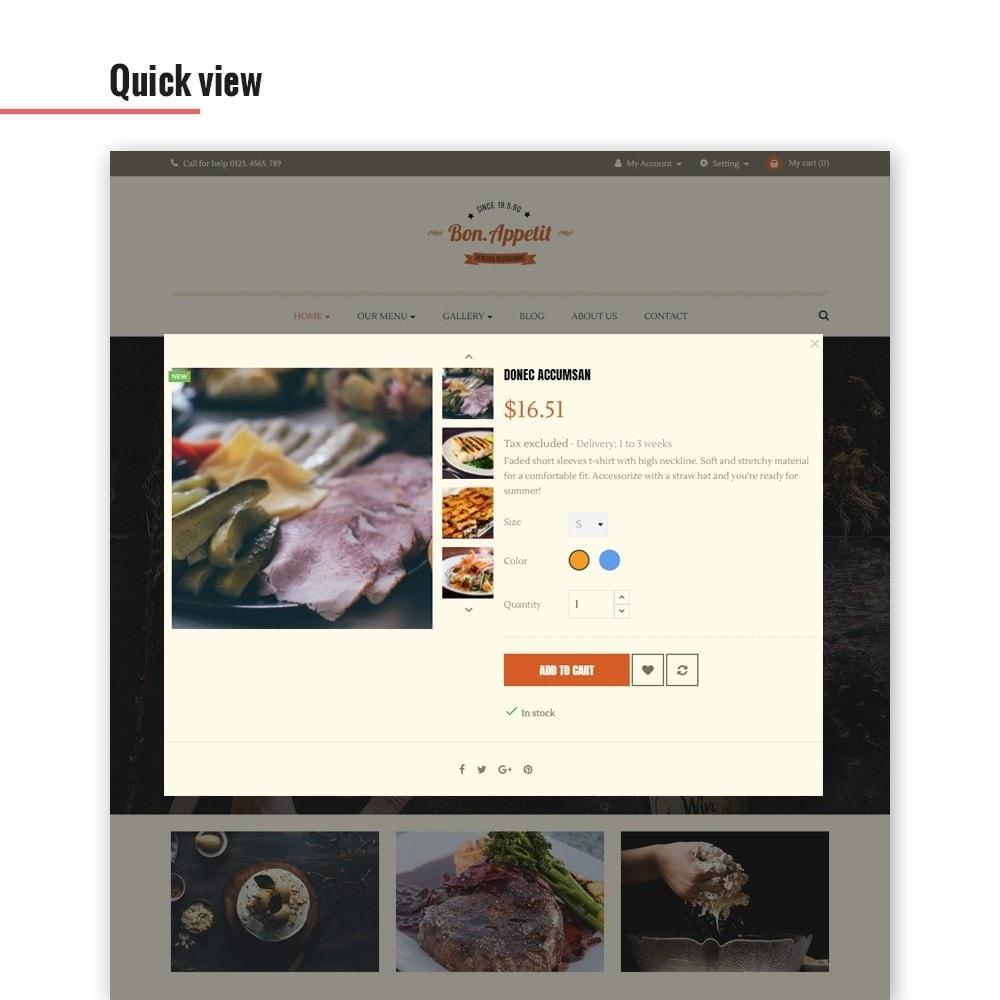 theme - Lebensmittel & Restaurants - Leo Bon Appetit - 6