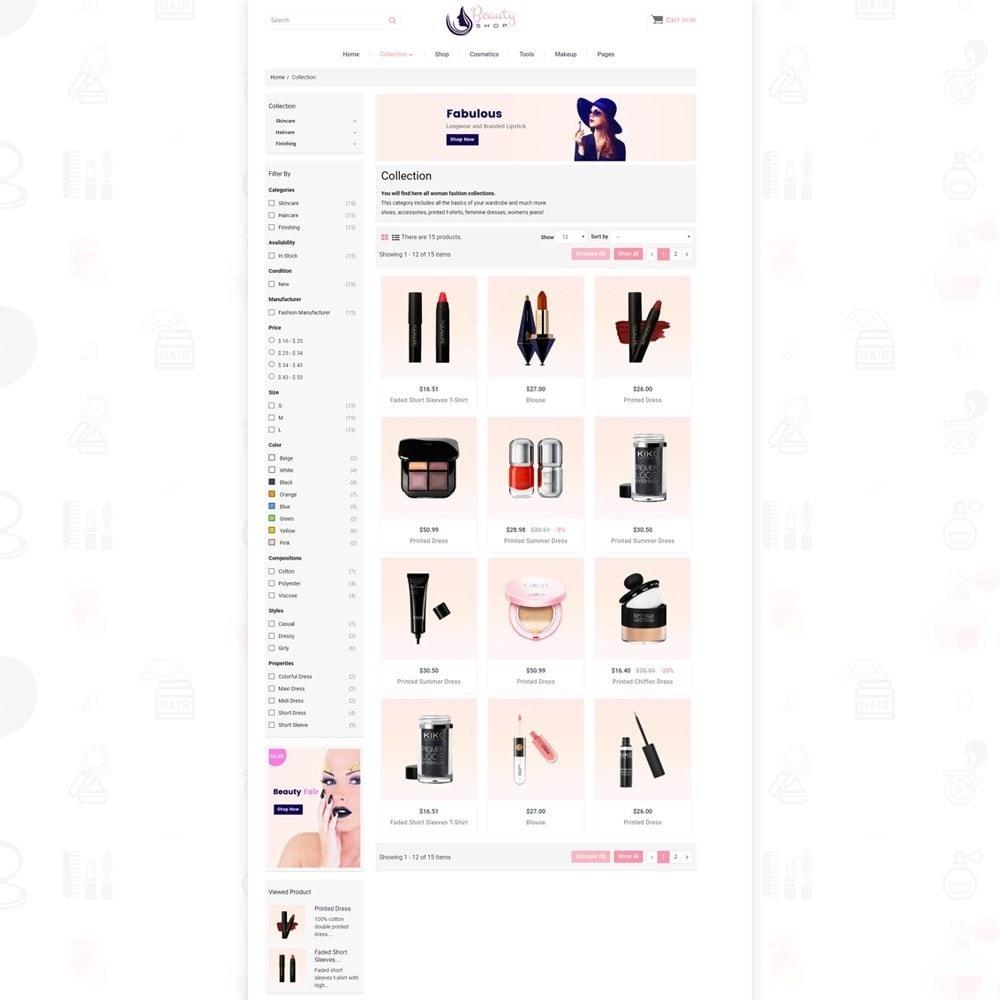 theme - Gesundheit & Schönheit - Beauty Shop - 4