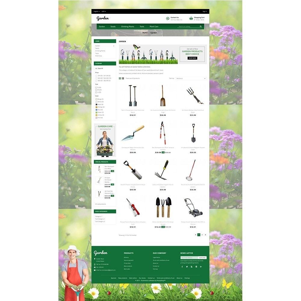 theme - Home & Garden - Garden Store - 3