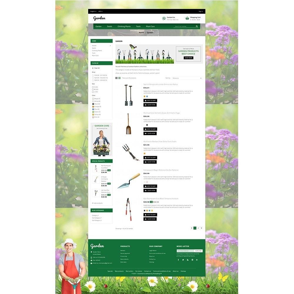 theme - Home & Garden - Garden Store - 4