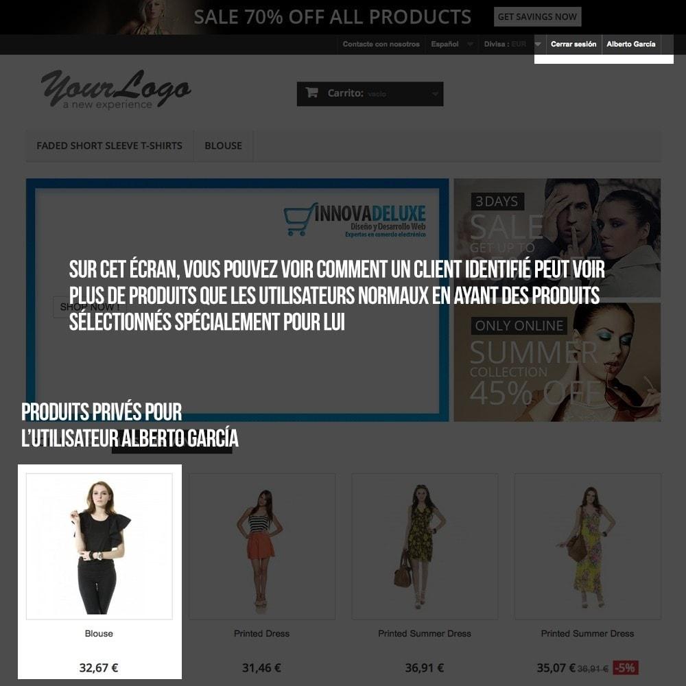 pack - B2B - Pack 2 - Boutique B2B privatisation pour professionnels - 23
