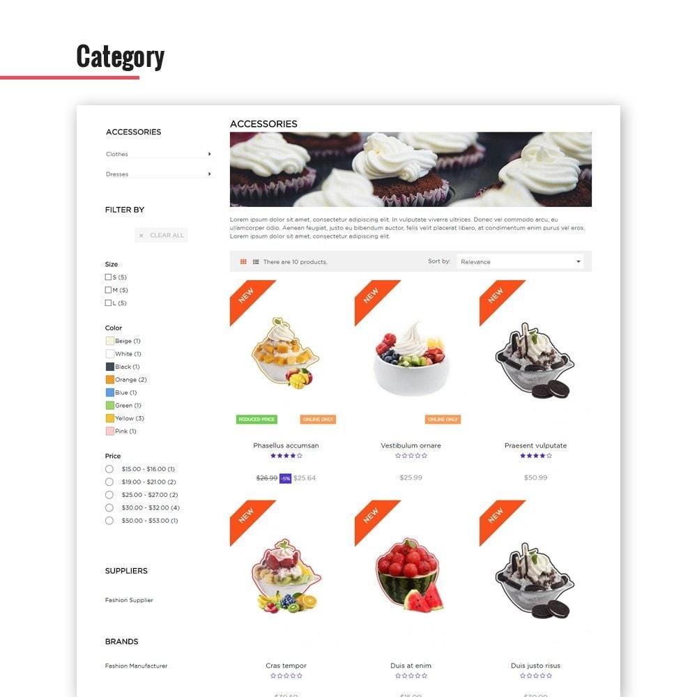 theme - Alimentation & Restauration - Leo Cherish Store - 4