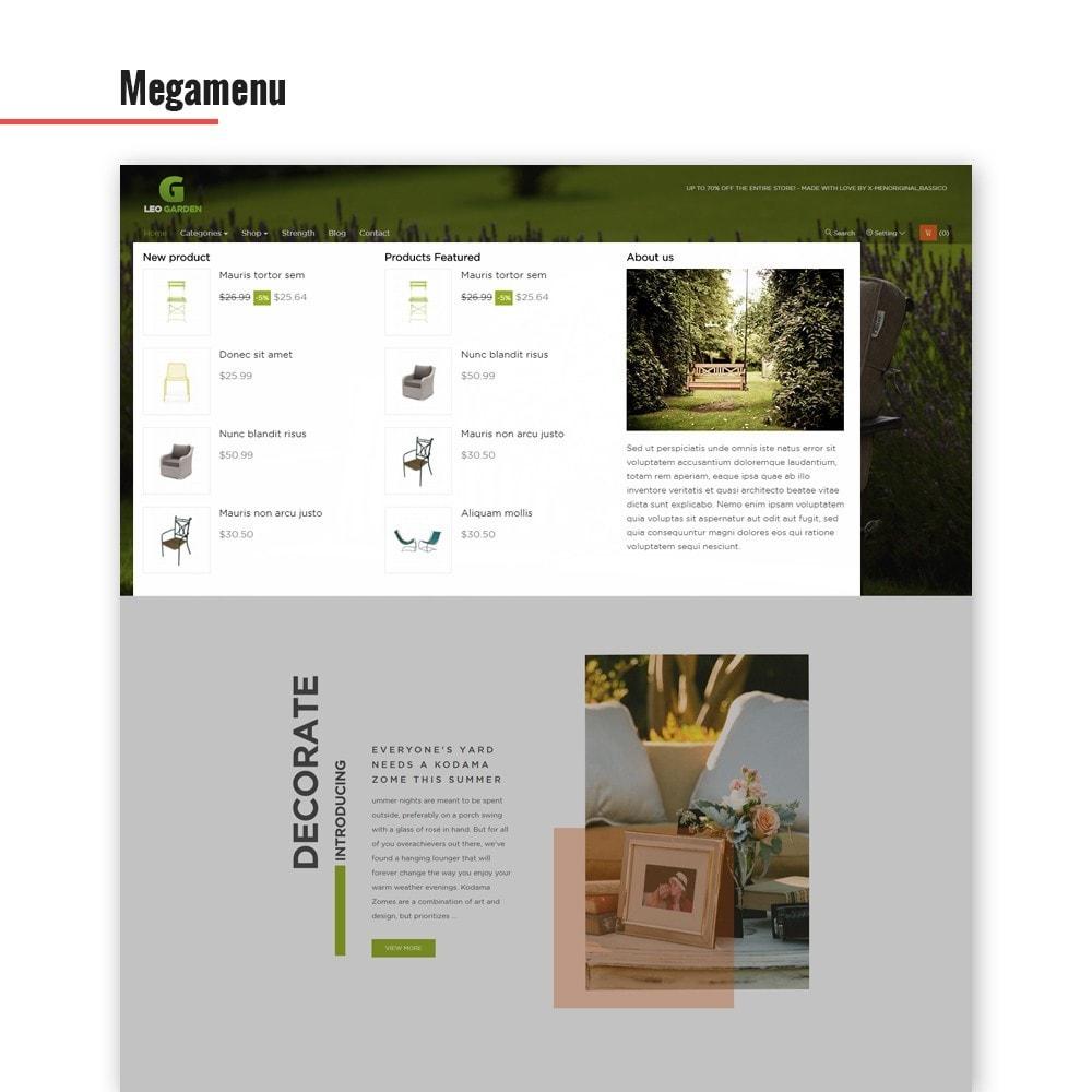 theme - Hogar y Jardín - Leo Garden - 2
