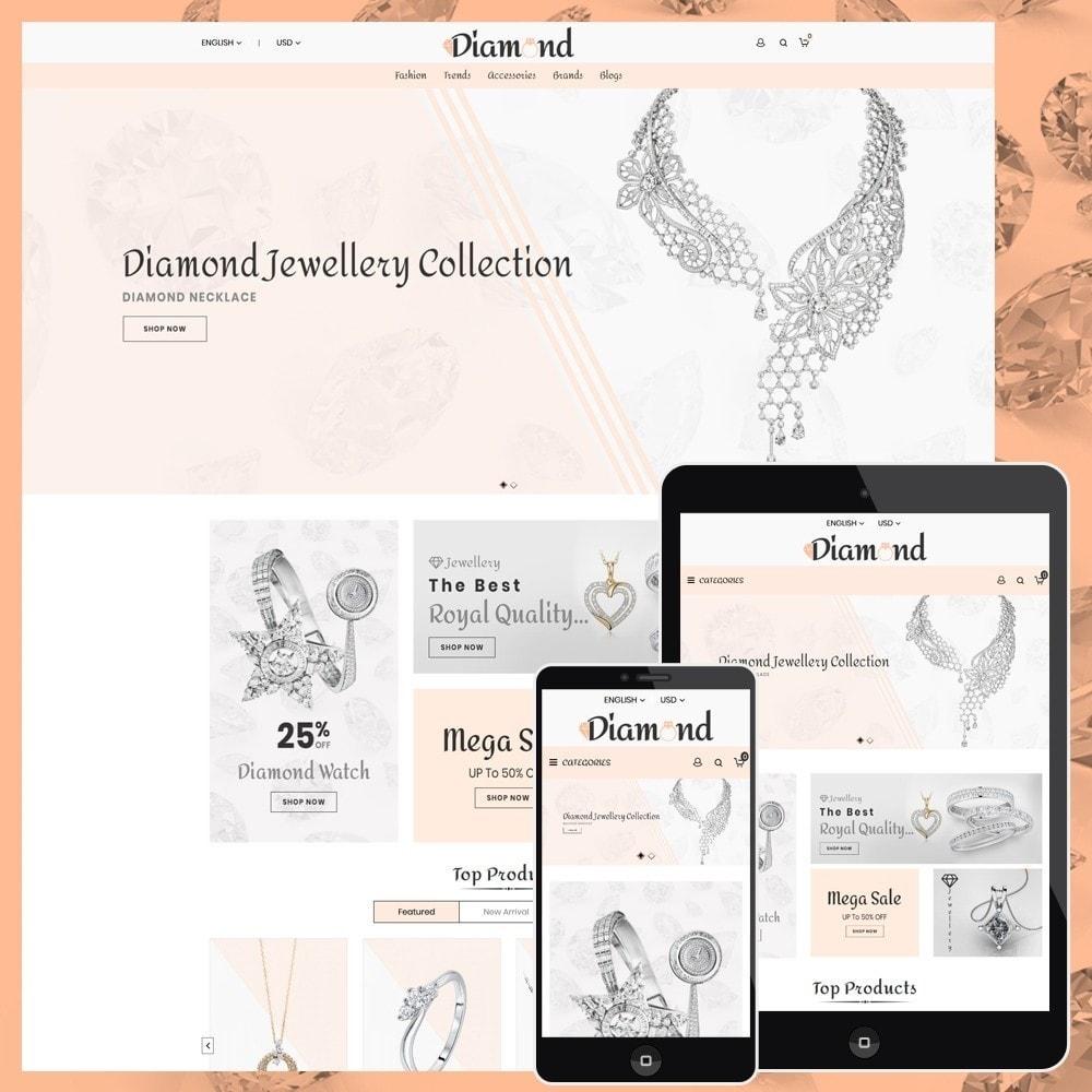 theme - Sieraden & Accessoires - Diamond Jewellery - 1