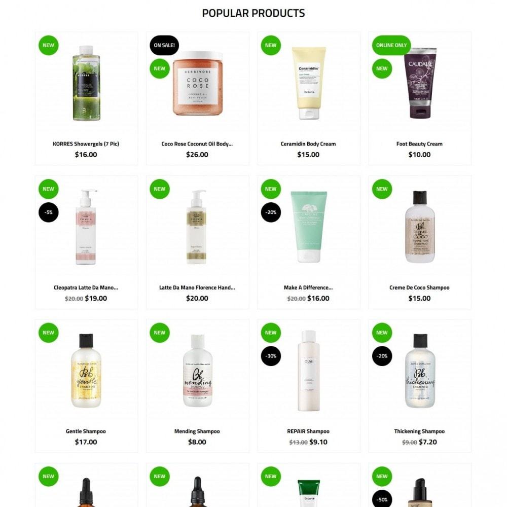 theme - Salute & Bellezza - Verdure Cosmetics - 3