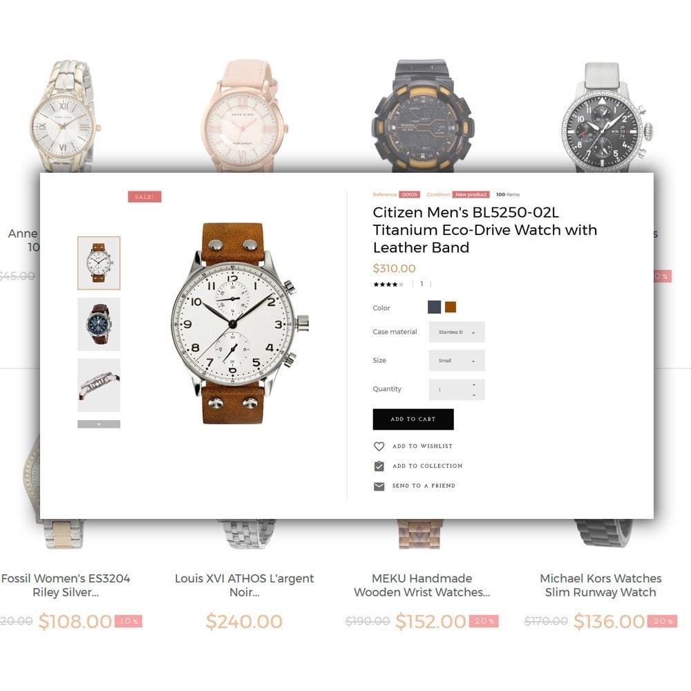 theme - Moda y Calzado - Watchelli - para Sitio de Relojes - 4