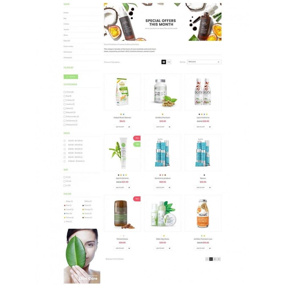 theme - Gezondheid & Schoonheid - Nova - Bio & Medical Store - 4