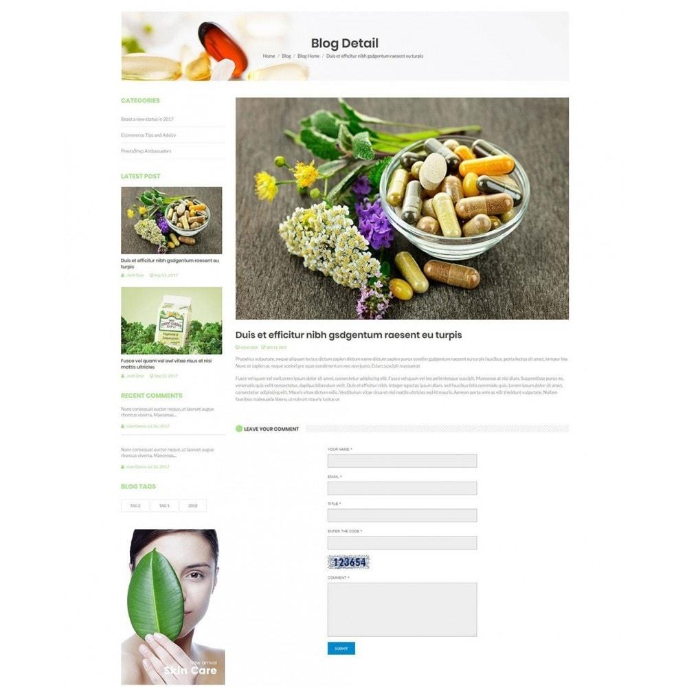 theme - Gezondheid & Schoonheid - Nova - Bio & Medical Store - 7