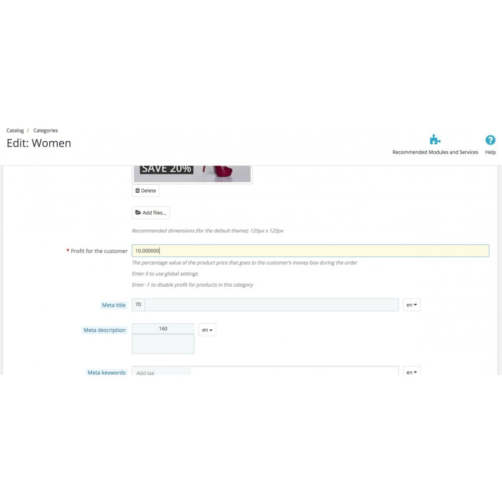 module - Programa de Fidelidad - Customer Money Box - 4