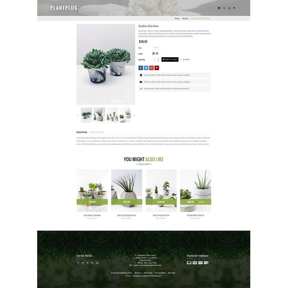 theme - Hogar y Jardín - Plantplus Plant Shop - 4