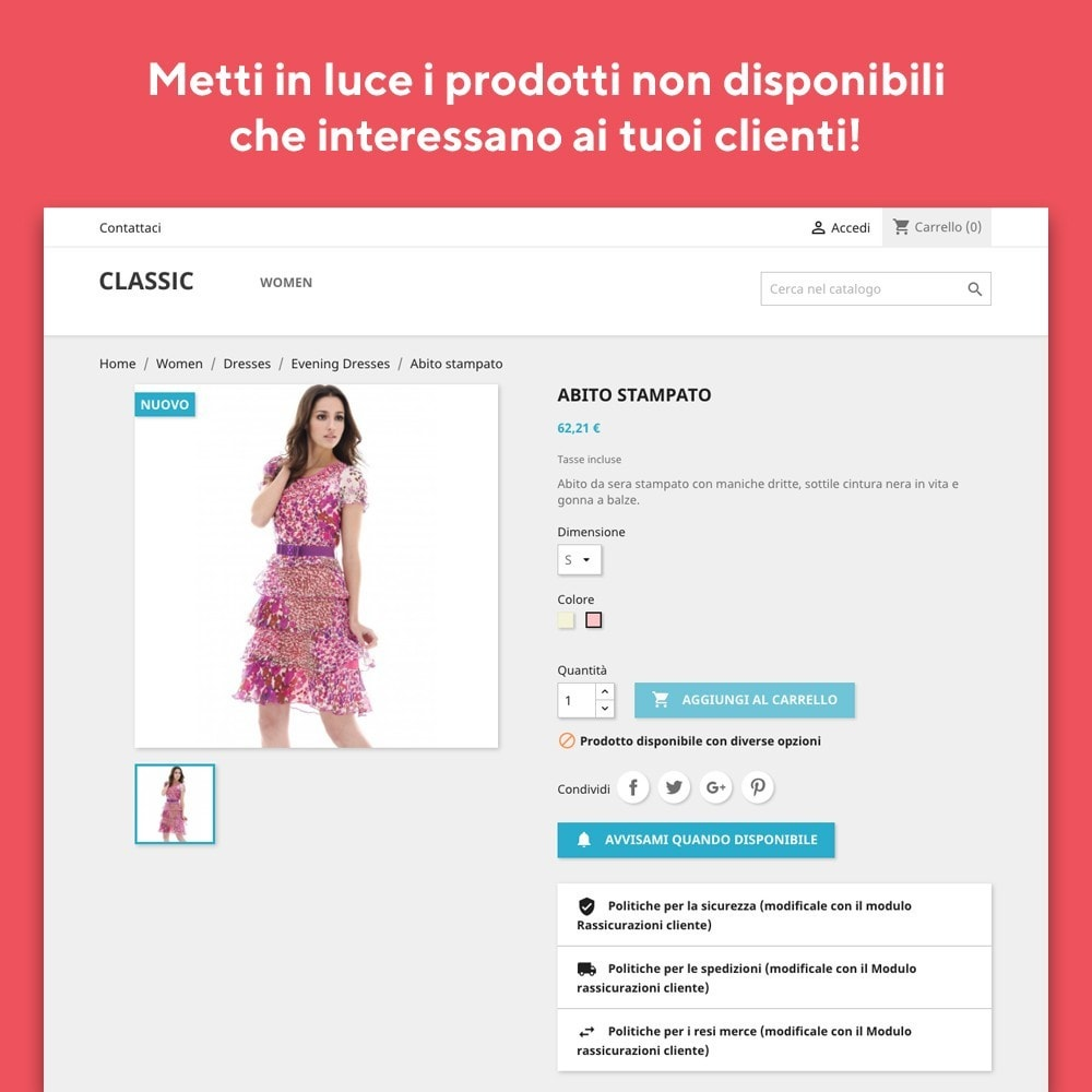module - Email & Notifiche - Mr Shop Avvisi Mail - 2