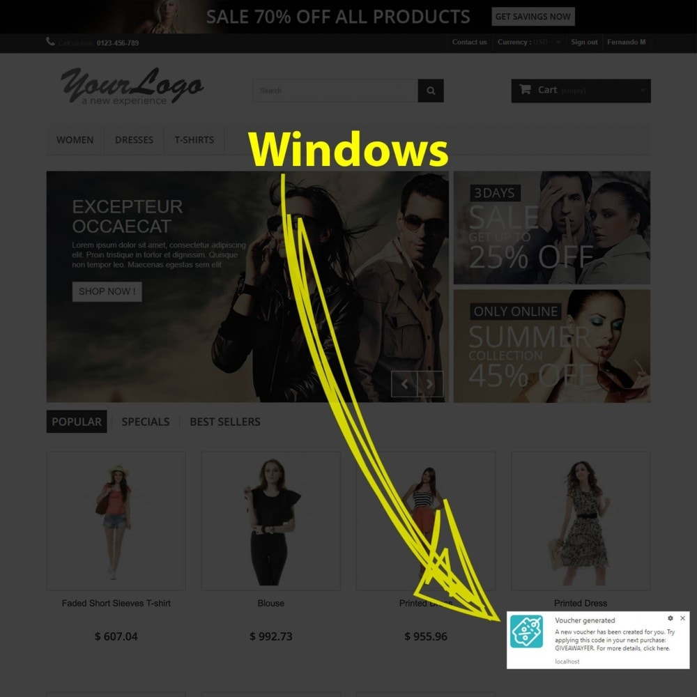 module - Emails & Notificaties - Web Browser Notifications - 7
