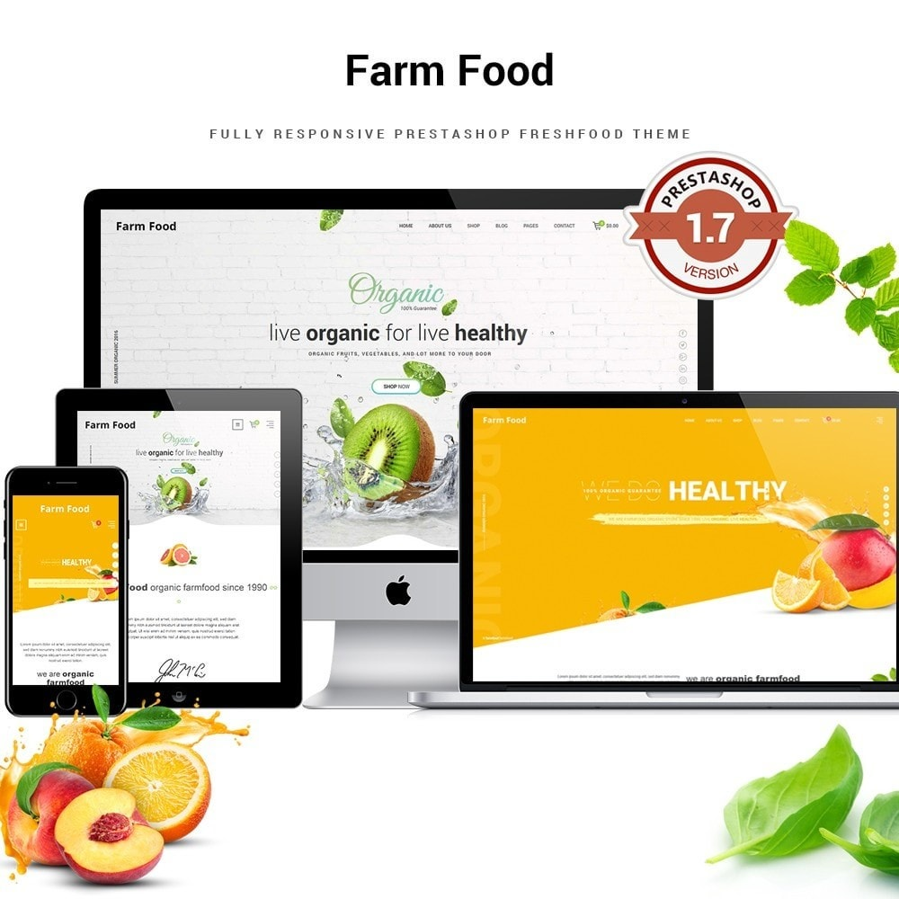 theme - Food & Restaurant - JMS FarmFood 1.7 - 1