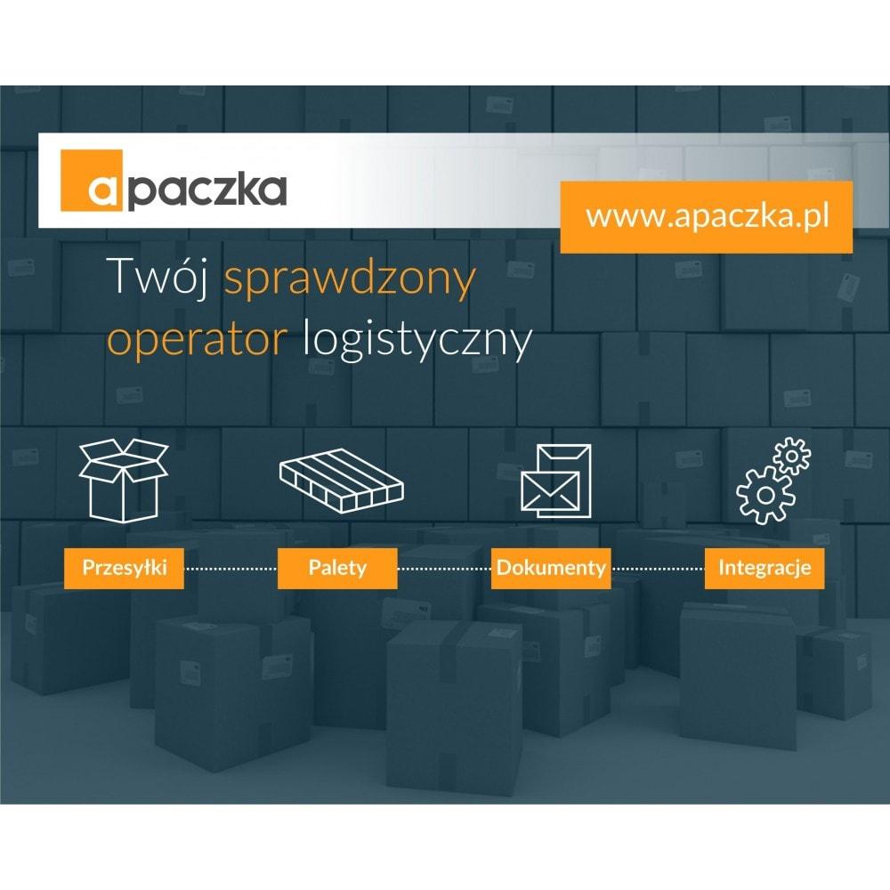 module - Transportadoras - Apaczka.pl - 1