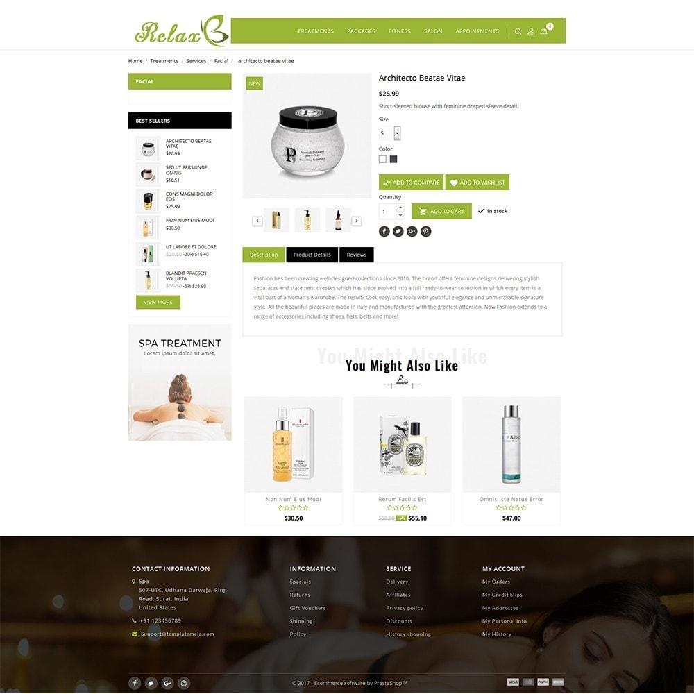 theme - Здоровье и красота - Relax Spa Store - 5