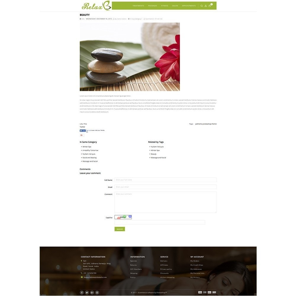 theme - Health & Beauty - Relax Spa Store - 6