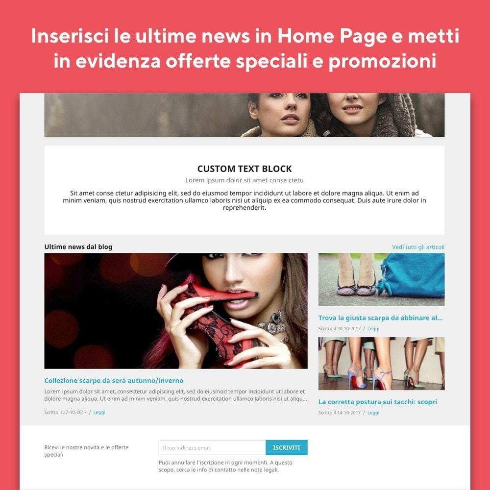 module - Blog, Forum & News - Mr Blog - 2
