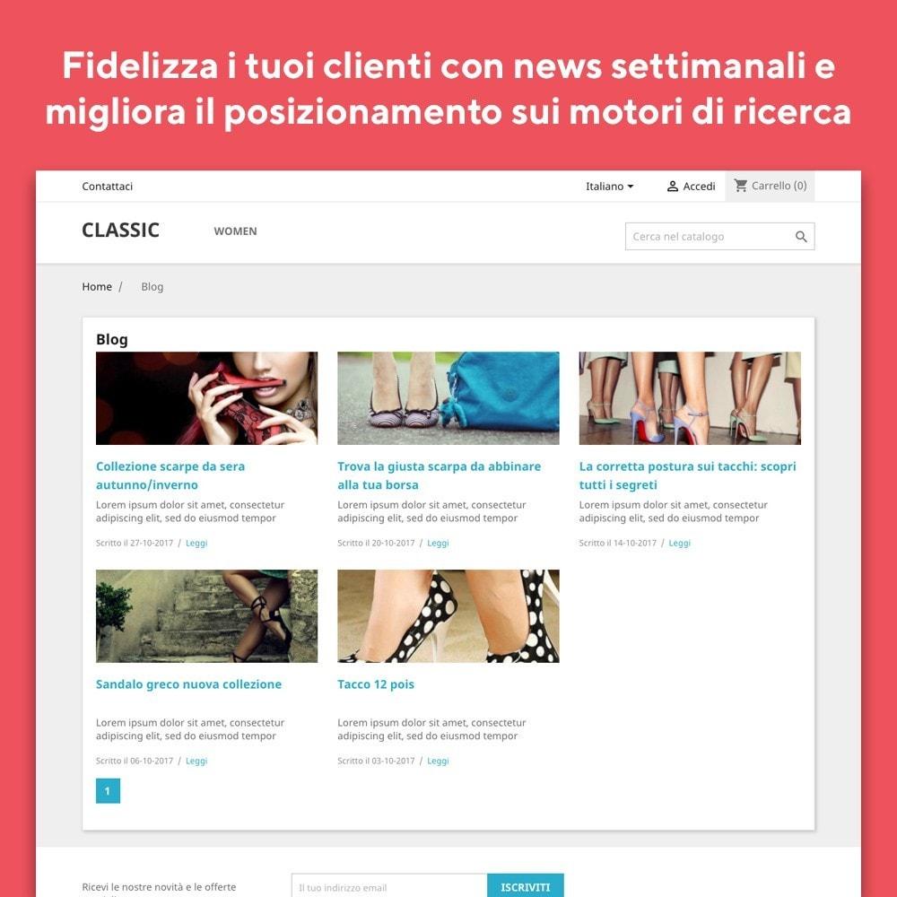 module - Blog, Forum & News - Mr Blog - 3