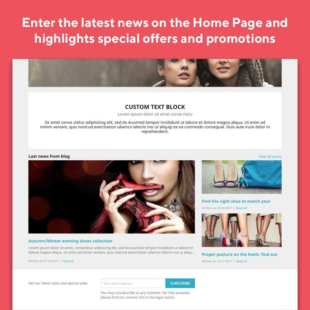 module - Блог, форумов и новостей - Mr Blog - 2