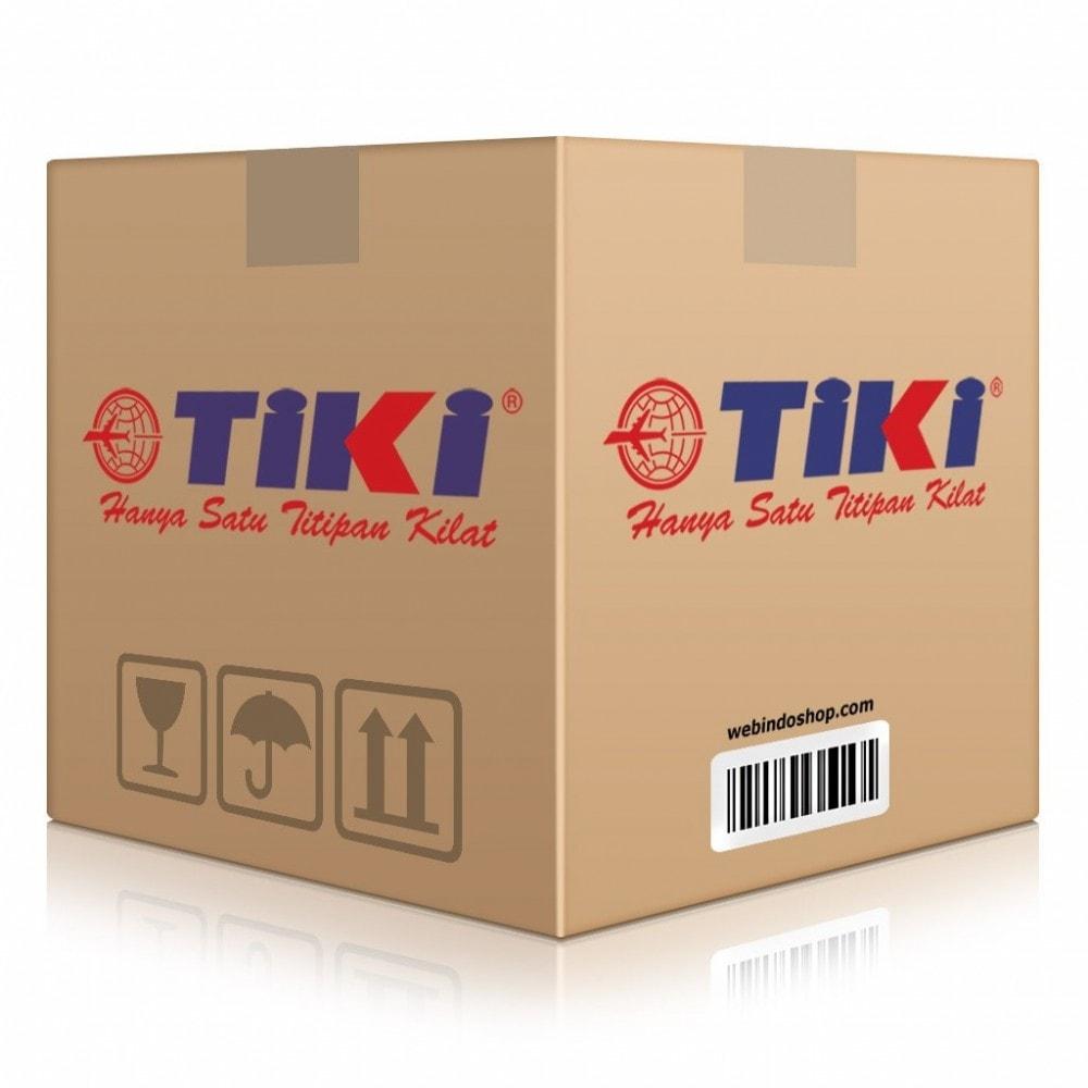 module - Transportadoras - TIKI - 1