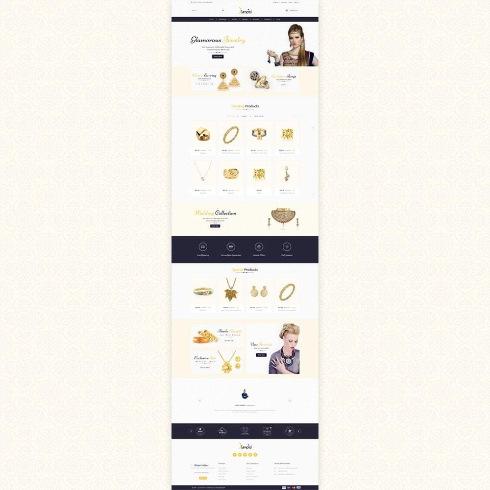 theme - Bijoux & Accessoires - Jewellery Shop - 3