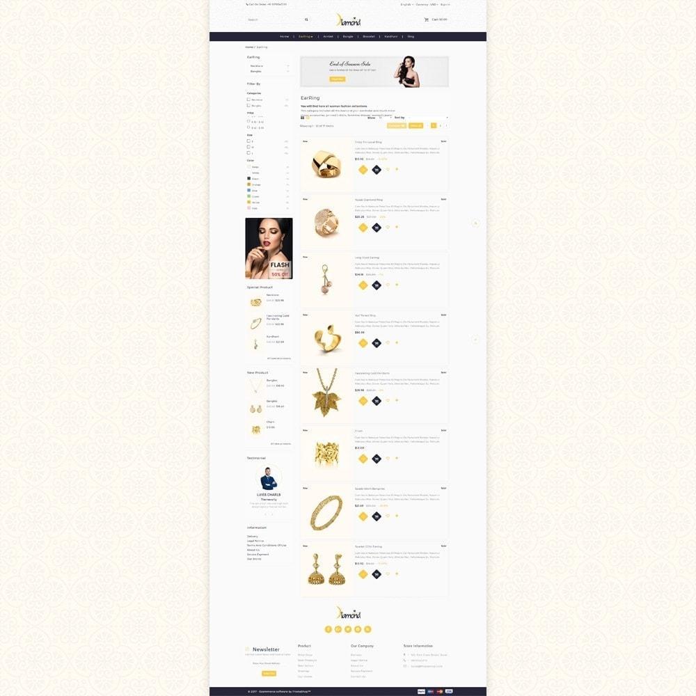 theme - Bijoux & Accessoires - Jewellery Shop - 4