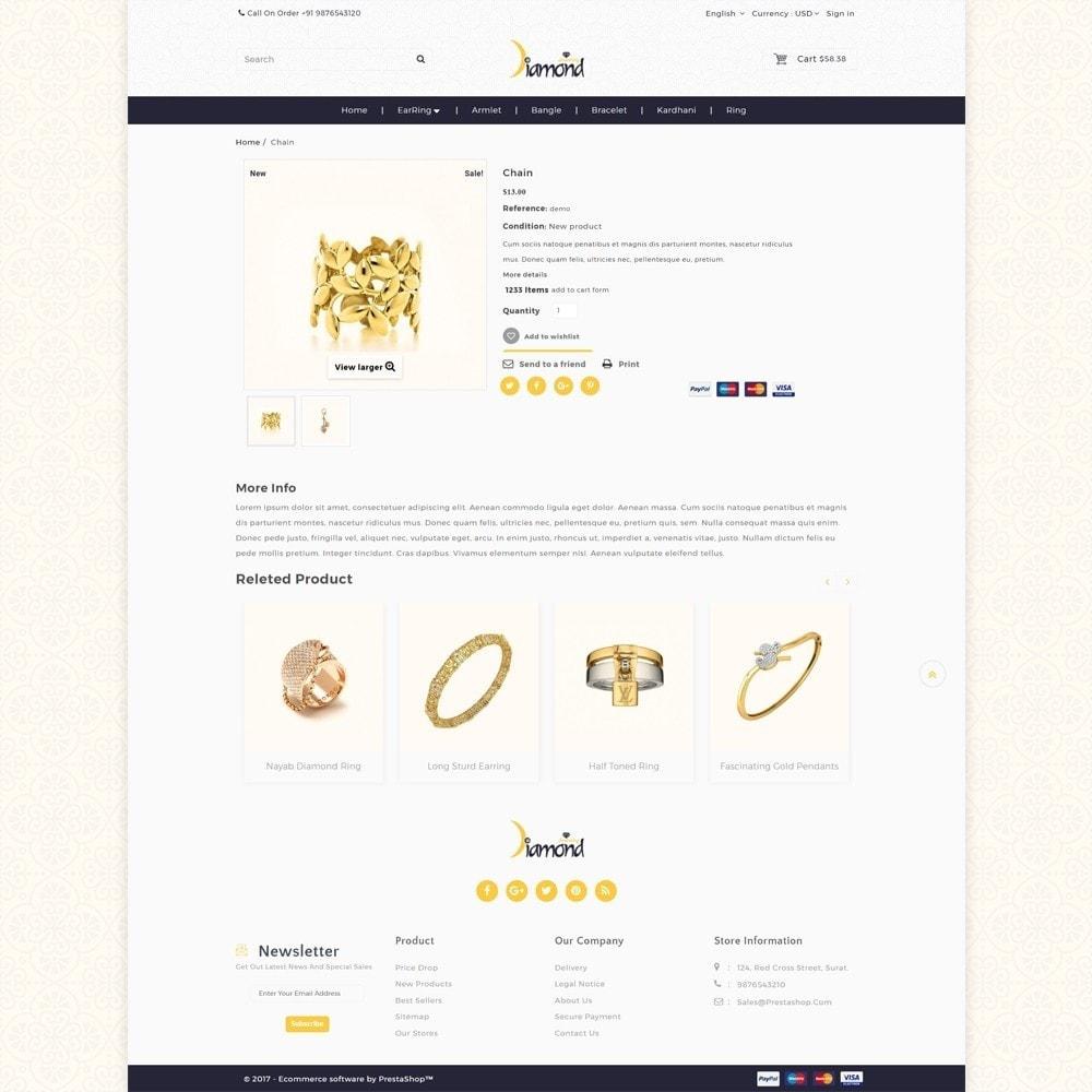 theme - Bijoux & Accessoires - Jewellery Shop - 5