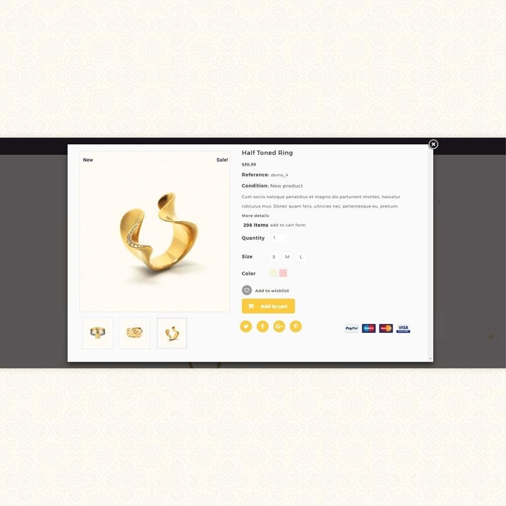 theme - Bijoux & Accessoires - Jewellery Shop - 7