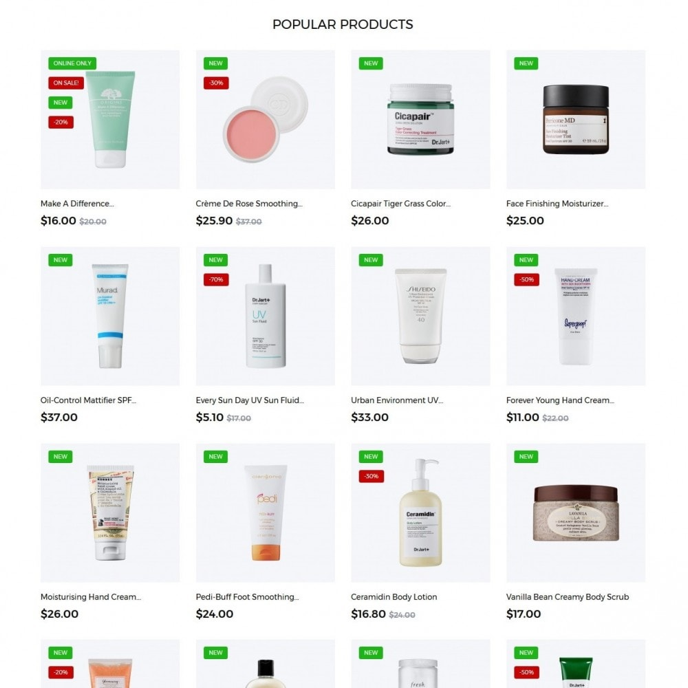 theme - Health & Beauty - Anabelle Cosmetics - 3