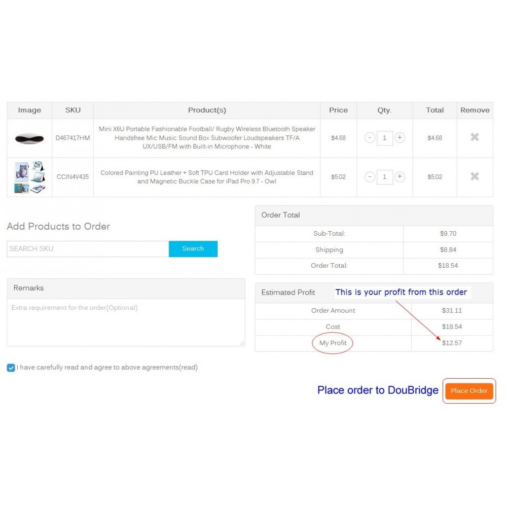 module - Dropshipping - Sync Products and Orders - 6