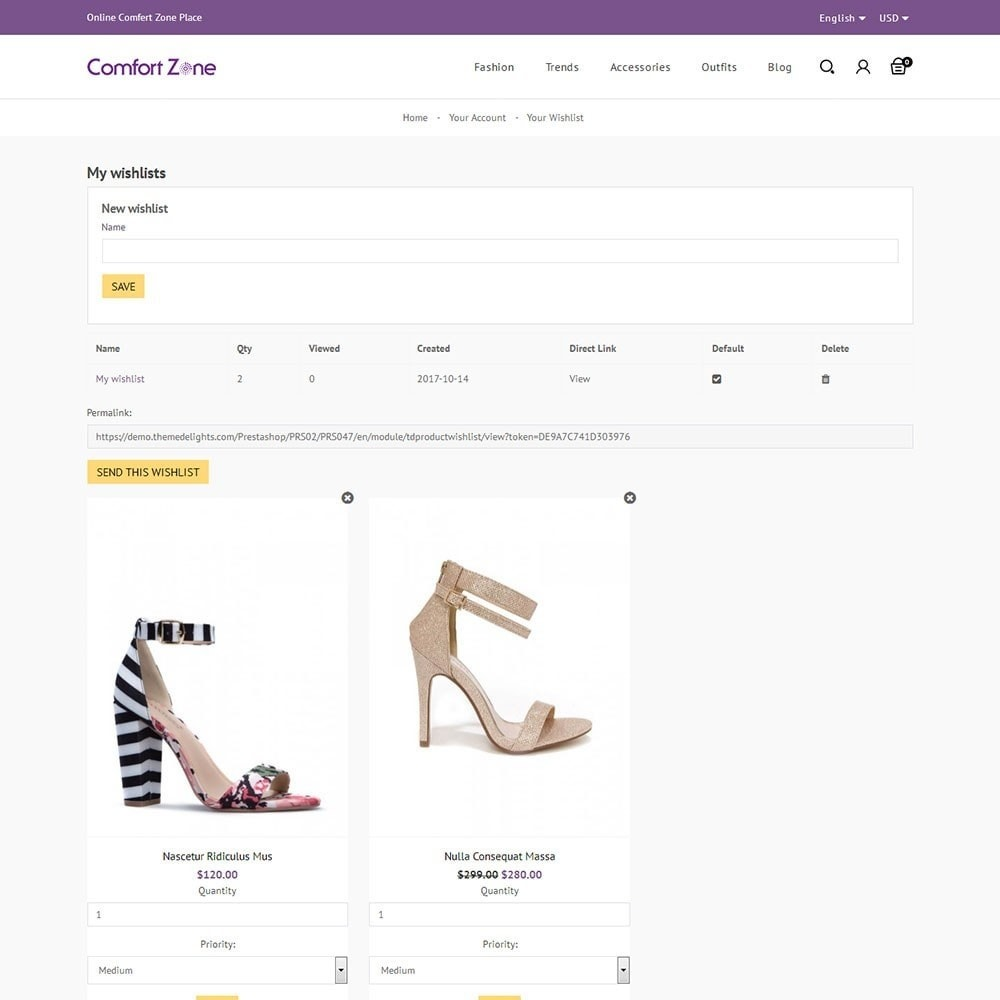 theme - Mode & Chaussures - Comfort Zone Shoes Store - 8