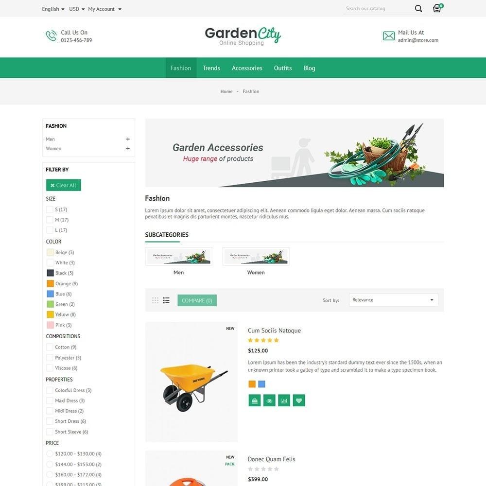 theme - Casa & Giardino - Garden City Store - 4