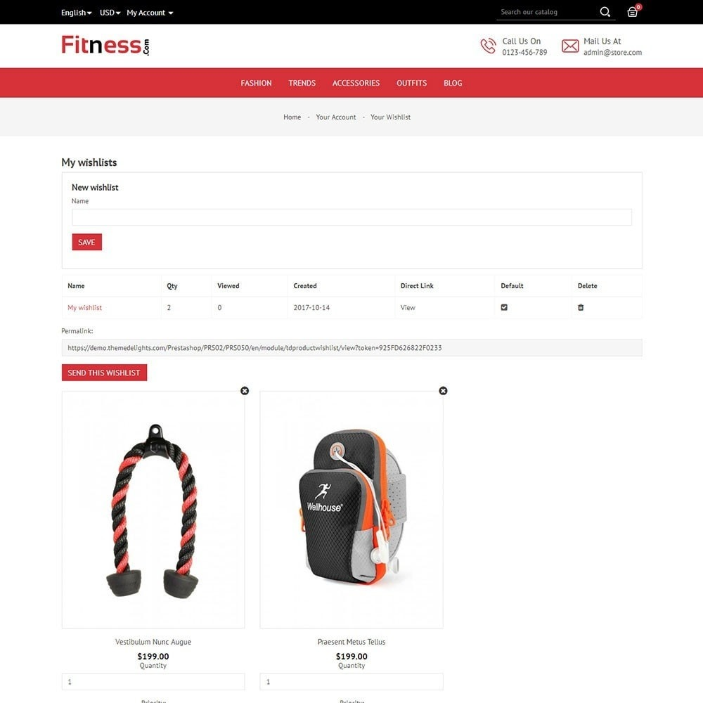 theme - Deportes, Actividades y Viajes - Fitness Store - 8