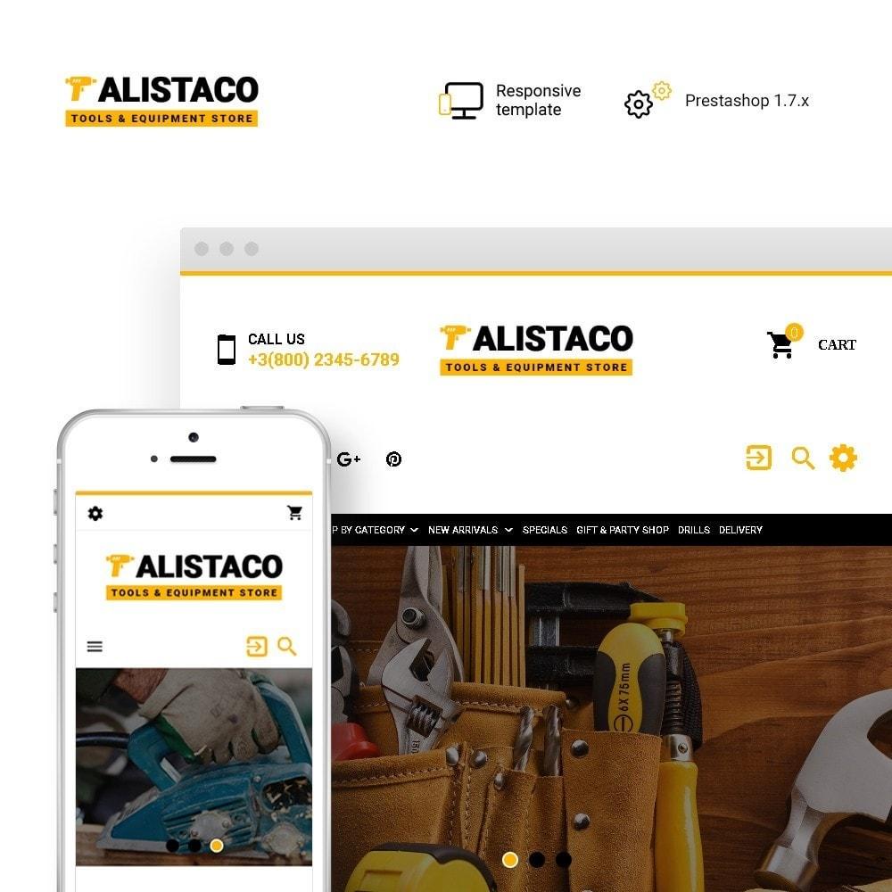 theme - Home & Garden - Alistaco - Tools & Equipment Store - 1