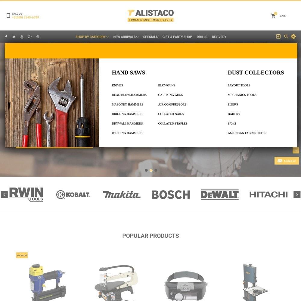 theme - Home & Garden - Alistaco - Tools & Equipment Store - 4
