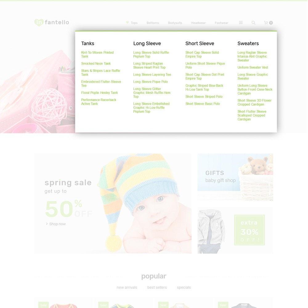 theme - Maison & Jardin - Infantello - Magasin de vêtements pour bébés - 6
