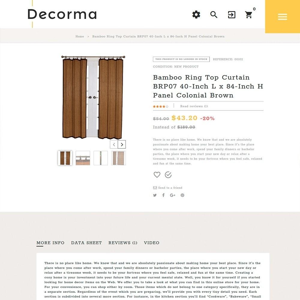 theme - Arte y Cultura - Decorma - para Sitio de Decoración del hogar - 3