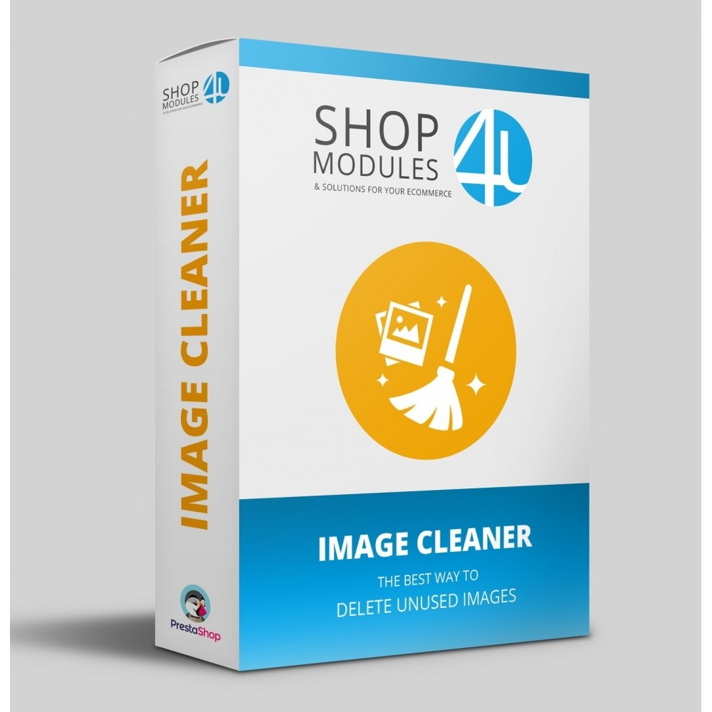 module - Visual Products - Image Cleaner - 1