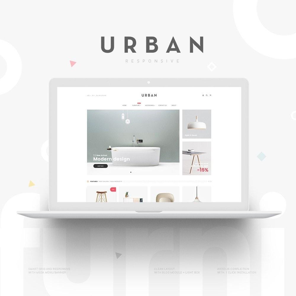 theme - Hogar y Jardín - Urban - Style & Decoration - 1