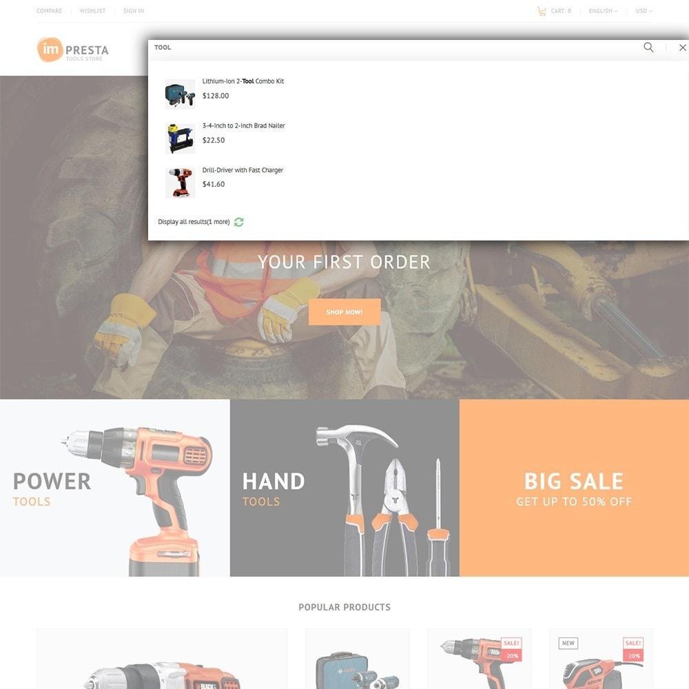 theme - Home & Garden - Impresta Tools - 6